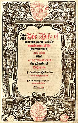 1549 book of common prayer communion