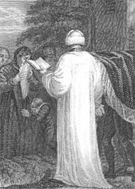 Burial of the dead book of common prayer
