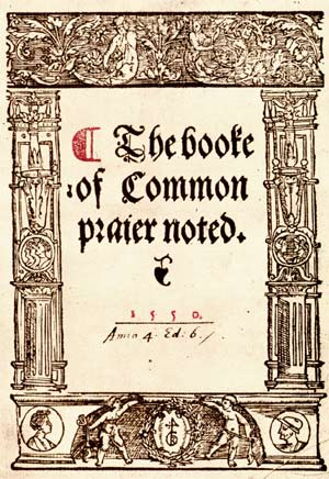 first book of common prayer 1549
