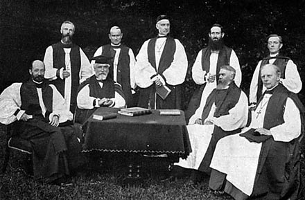 South African bishops Synod, 1898